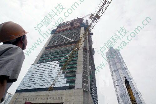 上海环球金融中心绿化资材供应商