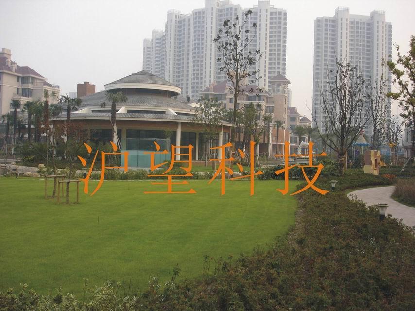 上海城开.万源城绿化排水项目
