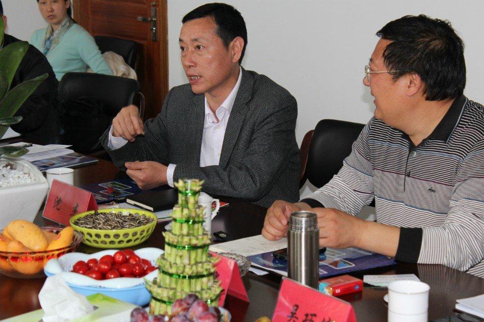 江苏省财政厅领导发表讲话