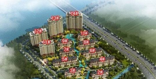 江苏常熟望虞水岸