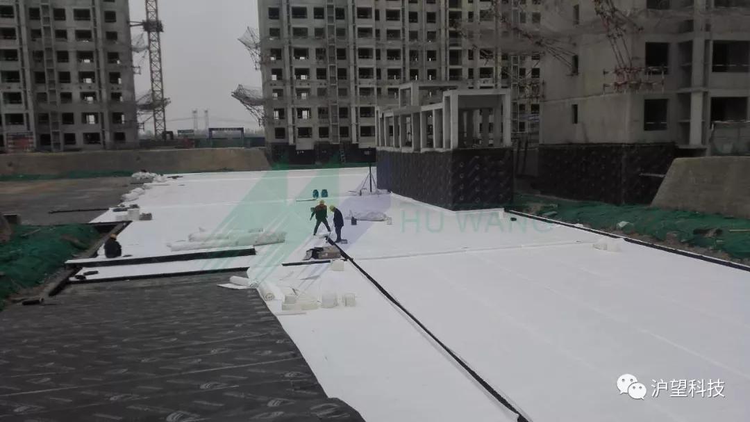 沪望助力北京新机场回迁安置房
