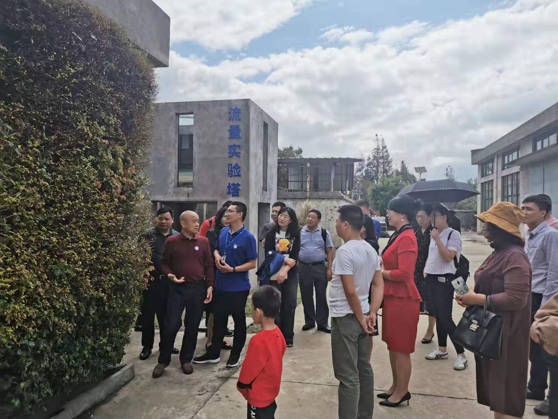 沪望海绵城市设施展示中心