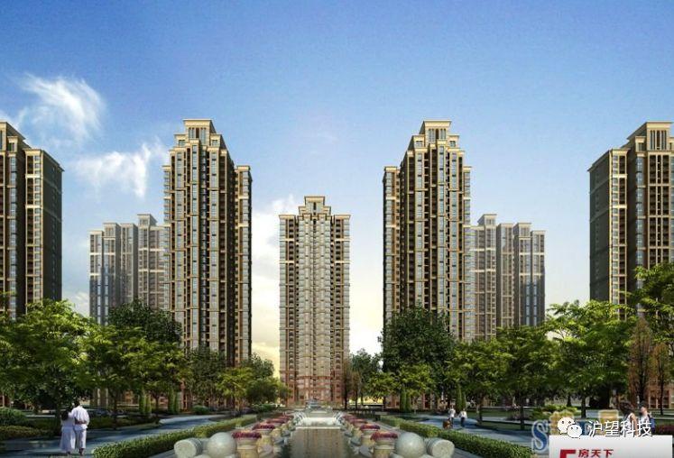 沪望工程案例—祝福洪城三号院